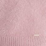 Едноцветен пуловер