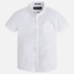 Риза с принт и джоб