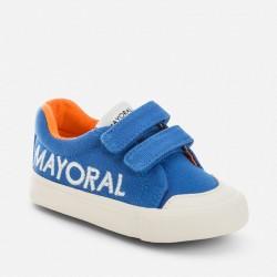 Спортни обувки с лого