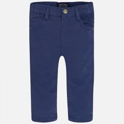 Панталон с памучна подплата и издължени задни джобове