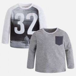 Комплект от две блузи за момче