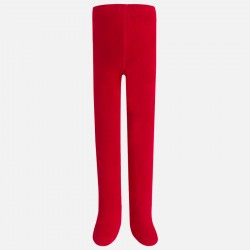 Едноцветен памучен чорапогащник