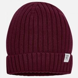 Памучна плетена шапка за момче