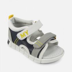 Спортни сандали с лого