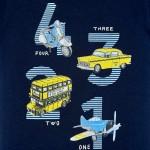 """Тениска """"4 3 2 1"""""""