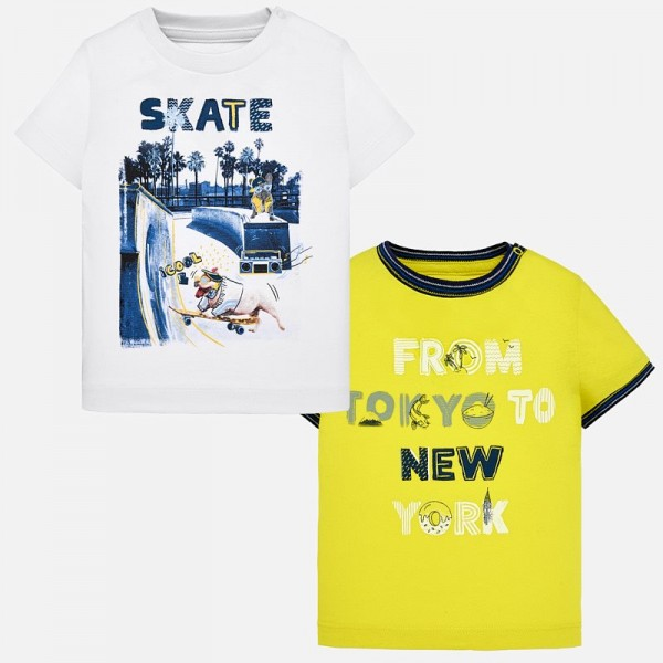 "Комплект две тениски ""SKATE"""