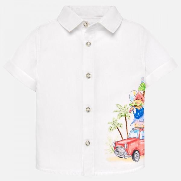 Риза с принт /серия  Baby /