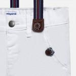 Къси панталони с тиранти /серия Baby/