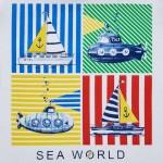 Комплект SEA WORLD в 3 части