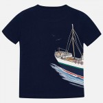 Тениска с кораб
