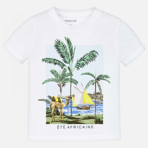 Тениска с камила