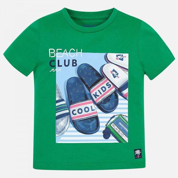 Тениска BEACH CLUB