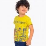 Тениска Wild West