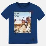 Тениска с уестърн принт