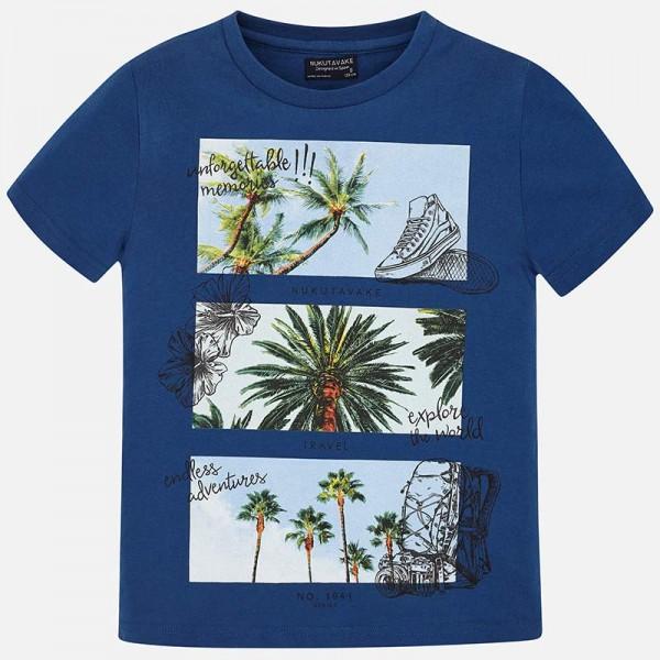 Тениска с палми