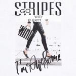Комплект клин и туника 'stripes'