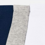 Комплект едноцветни къси чорапи за момче