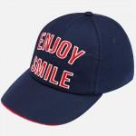 Шапка с козирка Enjoy smile