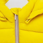 Едноцветно вталено яке