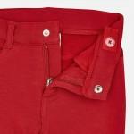 Едноцветен панталон за момиче