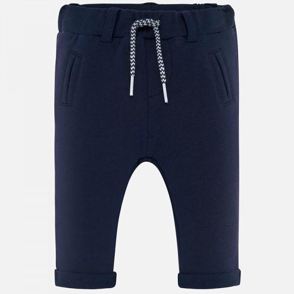 Панталон с връзки за момче Newborn серия