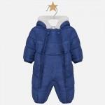 Космонавт унисекс за новородено бебе