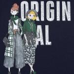 """Блуза  """"ORIGINAL"""" за момичета"""