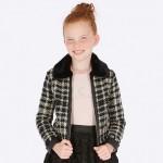 Комбинирано яке /сако/ на карета за момиче