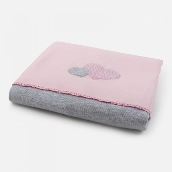 Одеяло с бродерия