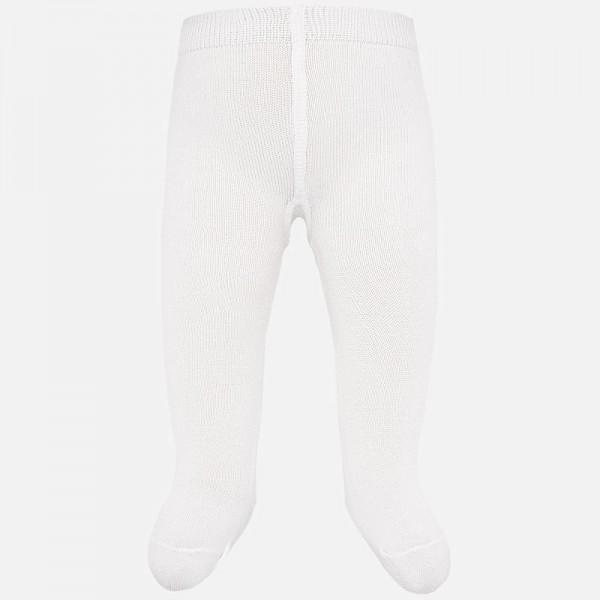 Едноцветен чорапогащник Newborn серия
