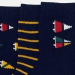Комплект чорапи със знамена за момче