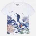 Тениска с водолаз