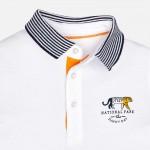 Поло тениска с тигър
