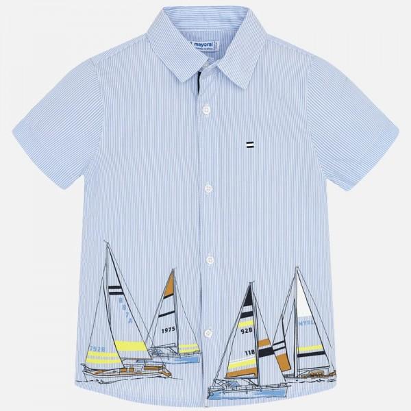 Риза с платноходки