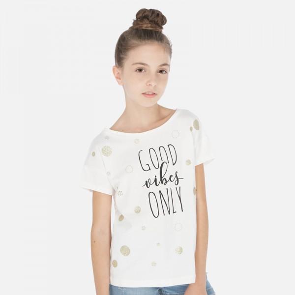 Тениска с точки