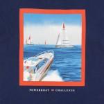 """Тениска """" powerboat """" за момче"""