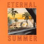 "Тениска ""eternal summer "" с принт"