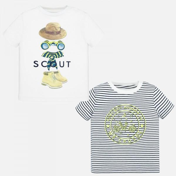 Комплект тениски за момче SCOUT