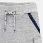 Спортен панталон с джобове за новородено момче