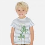 Комплект тениски с къс ръкав windsurf за момче