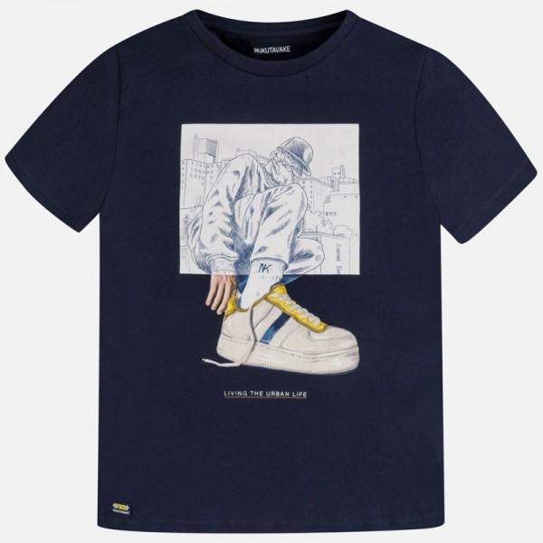 """Тениска за момче """"Urban life""""- тийн серия"""