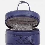 Малка хладилна чанта с плетка