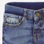 Дънкови къси панталони за момче