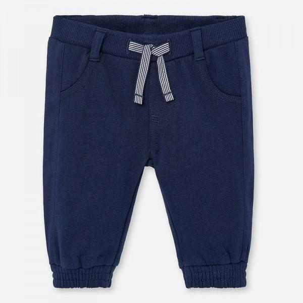 Дълъг панталон jogger за новородено бебе момче