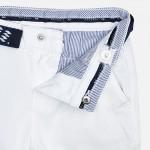 Дълъг панталон chino slim fit  с колан за момче
