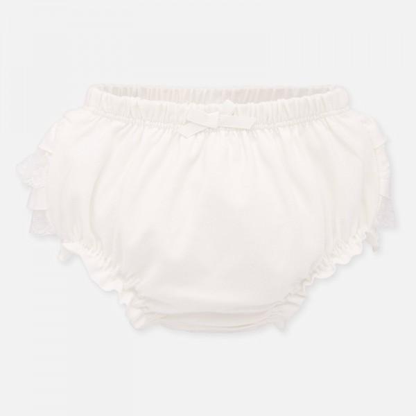 Еластични гащички за новородено бебе момиче