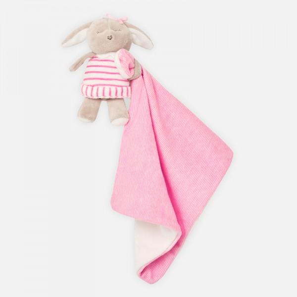 Бебешка играчка със зайче