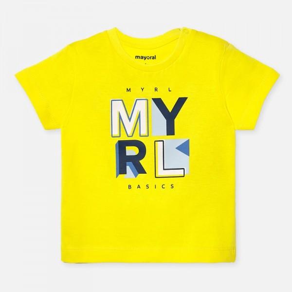 Тениска MYRL за бебе момче