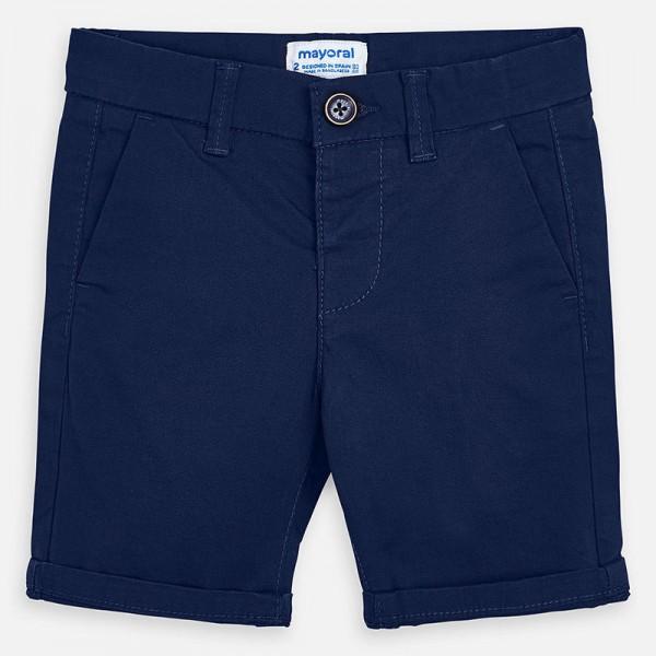 Едноцветни къси панталони за момче