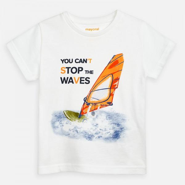 Тениска  waves за момче